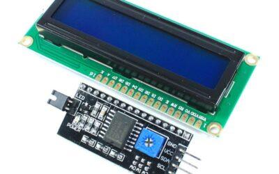 Proyecto 24 – Display LCD 16×2 I2C